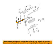 HONDA OEM 01-05 Civic 1.7L-Exhaust System-Catalytic Converter & Pipe 18160PLRA00