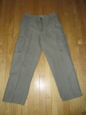 Columbia Vertex Granite Cargo Cotton Pants  Men's 34 V34