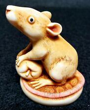 Harmony Kingdom Finky Mouse Figurine made in England Nib
