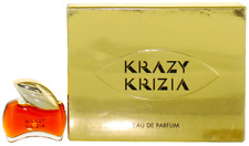 Krazy Krizia by Krizia For Women EDP Splash Perfume 0.2oz Shopworn New