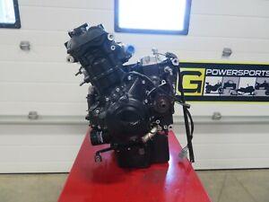 EB574 2015 15 TRIUMPH STREET TRIPLE  R 675 ENGINE MOTOR