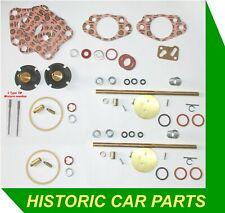 "MAJOR REBUILD KIT for 2 x HD6TH 1¾"" SU Carbs for Jaguar Mk2, 3.8 3781 cc 1960-67"