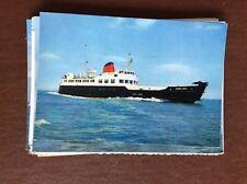 ca7 postcard unused ship m v osborne castle