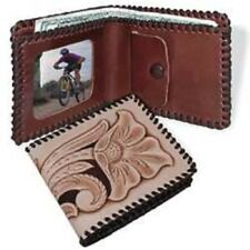 LANCER LEATHER BILLFOLD KIT BY TANDY - FREE SHIPPING in USA!
