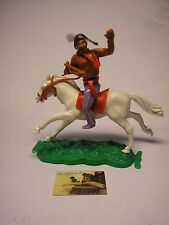 Busta Soldatino Toy Soldier Hong Kong Swoppet Indiano plastica scala 1:32 #5