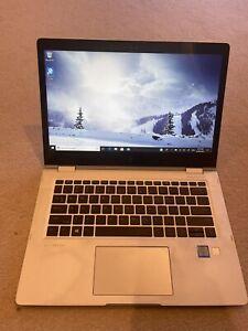 """HP EliteBook x360 1030 G2 13.3"""" Touch FHD 7300U 8GB RAM 256GB SSD 4G Win 10 Pro"""