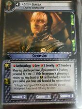 Star Trek 2E CCG In A Mirror Darkly 13R65 James T Kirk Brutal Barbarian NM-Mint