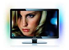 TV Philips 37PFL9603H  -  LCD TV -  Ambilight - Netzwerk - LAN -  USB - HDMI