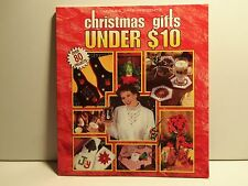 Leisure Arts Christmas Gifts under $10 Book