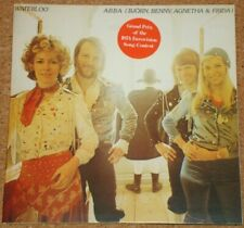 ABBA - Waterloo - NEW remastered CD album in card sleeve