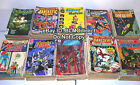 CHEAP! Huge 20 Comic Book Lot 1970s - 2010s Marvel DC Indy Mixed + 1 Polybag Ed.