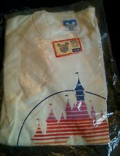 Vintage Nos Disneyland Mickey T-Shirt Adult Medium 38-40 30th Anniversary New!