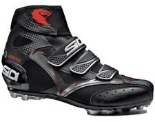 SIDI GORE-TEX® Hydro Cycling Boots Black Size UK 8/EU 42