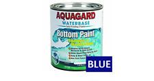 Aquagard Waterbase Antifouling Bottom Paint QUART BLUE