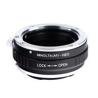 K&F Concept Adapter for Minolta(AF) Alpha MA MAF Lens to Sony NEX E Mount Camera