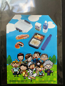 Re-ment Lunch Box Bento Milk bread chopsticks Drink bottle dollhouse miniature