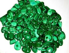 500 CT TOP QUALITY NATURAL DESIGNER MALACHITE WHOLESALE LOTS CABOCHON GEMSTONES