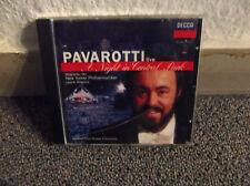 Luciano Pavarotti A night in Central Park (live; 1994, Decca) [CD]