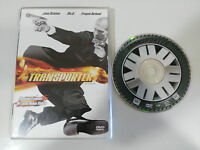 TRANSPORTER - DVD + EXTRAS JASON STATHAM SHU QI ESPAÑOL ENGLISH