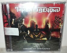 CD THY GATE BEYOND - ENEMY AT THE GATES - NUOVO - NEW