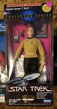 Star Trek Command Edition Captain James T. Kirk 9 Inch Action Figure 1994 New