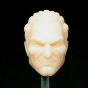 "ML384 Custom Cast male head for 6"" Marvel Legends action figures"