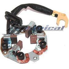 Starter BRUSHES BRUSH HOLDER Fits INFINITI FX35 G35 M35 3.5L V6 2003-2008