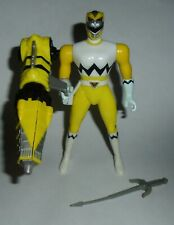Power Rangers Lost Galaxy Yellow Ranger Complete