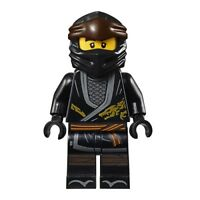 LEGO Cole Minifigure njo493 From NINJAGO Set 70669 70670