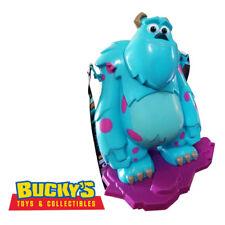 Disney Park Disneyland Pixar Fest Monsters Inc Sulley Souvenir Popcorn Bucket