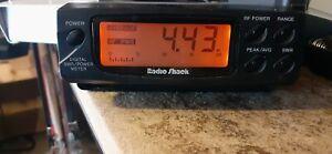 Radio Shack MTA-20 Ham Radio LCD SWR and Power Meter Cat # 21-257