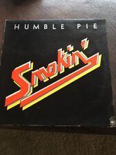 Humble Pie feat. Peter Frampton: Smokin' ' Vinyl LP
