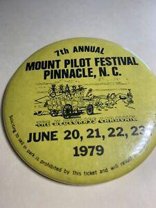 Lester Flatt Bluegrass Festival Mount Pilot Pinnacle, NC