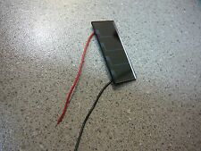 SANYO Amorphous Solar Cell for Indoor / Glass-Type **NEW** Qty.1
