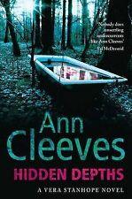 Hidden Depths by Ann Cleeves (Paperback)