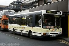 Greater Manchester North 1053 Manchester 1995 Bus Photo