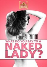 What Do You Say To A Naked Lady? DVD - Allen Funt, Richard Briglia