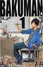 BAKUMAN (1) Japanese original version / manga comics