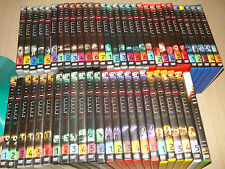 OPERA COMPLETE 53 DVD THE X FILES COLLECTION SUPERMAN TUTTE LE 9 SEASONS + 1