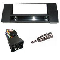 FP-06-00P PC2-05-4 PC5-27 BMW 5 Series E39 Car Stereo Facia Panel kit  Adaptor