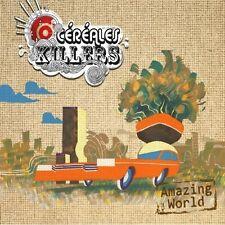 CÉRÉALES KILLERS - AMAZING WORLD - 13 TITRES - 2011 - CD NEUF NEW NEU