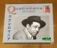 QUADROMANIA - JAZZ EDITION - DUKE ELLINGTON - 2005 - OTTIMO CD [AE-086]