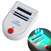 Mini Handy 2~150mA LED Test Box Tester For Light-emitting Diode Lamp Bulb