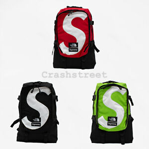 Supreme FW20 The North Face S Logo Expedition Backpack Travel Sweatshirt