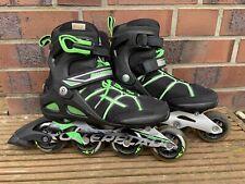 Herren Inline Skates Rollerblade Macroblade 80, Größe 40,5, schwarz, Top-Zustand