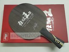 DHS Hurricane King 3 III FL Table Tennis Ping Pong Blade Racket