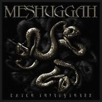 MESHUGGAH PATCH / AUFNÄHER # 9 CATCH THIRTYTHREE - 10x10cm