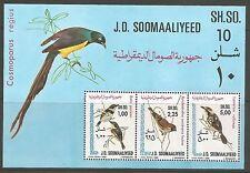 Briefmarken mit Vögel-Somalia