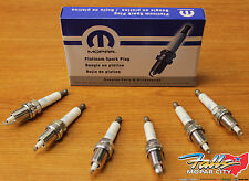 2002-2010 Chrysler 200 Dodge Grand Caravan Set of Six (6) Spark Plugs Mopar OEM