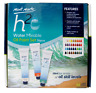 Mont Marte H2O Water Mixable Oil Paint Set, 36 Piece, 18ml Tubes. Mixable with a